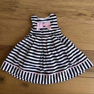 PUMPKIN PATCH Striped Dress Size 12-18m